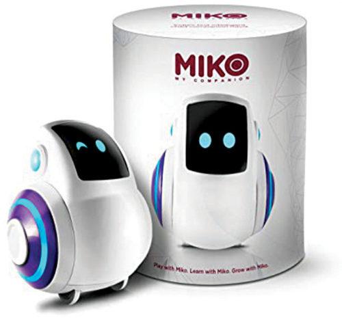 Miko, a companion robot
