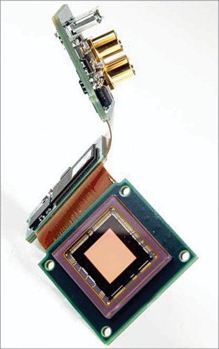 PCB board camera