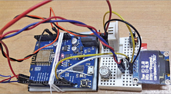 IoT Data Logger Prototype