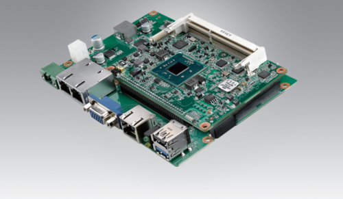 Advantech MIO-6300 board | Smart Drones