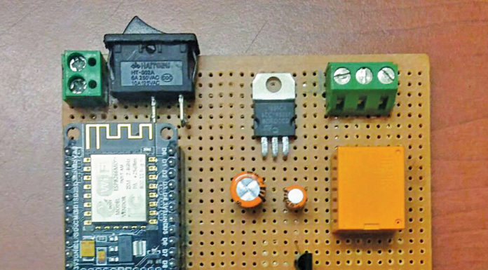 The IoT-Based Timer Switch For Electric Water Heater