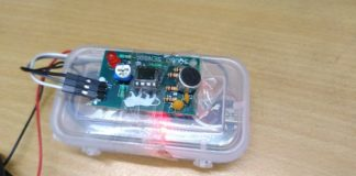 Noise Detector with Automatic Recording System