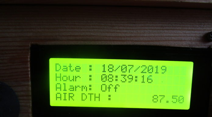 Alarm Clock Radio Using Arduino