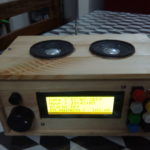 Author Prototype outer box ofAlarm Clock Radio Using Arduino