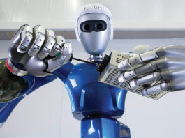 Representation of AI-powered robot (Credit:spectrum.ieee.org)