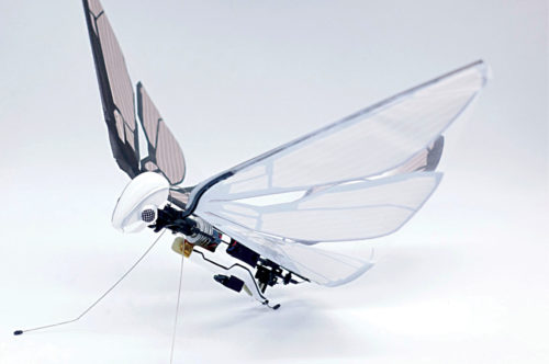 Metafly robot (Credit: www.engineering.com)
