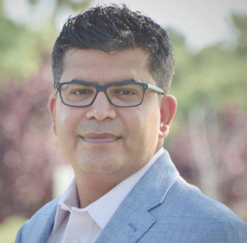Nish Patel, senior director, Qlik