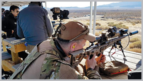 Sensor-to-shooter AI sniper from Blueforce Development with Internet of Things (IoT) data fusion to enhance ambient intelligence and operational efficiency