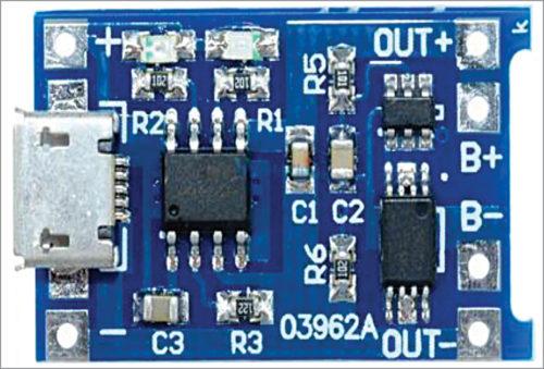 Fig. 3: TP4056 module