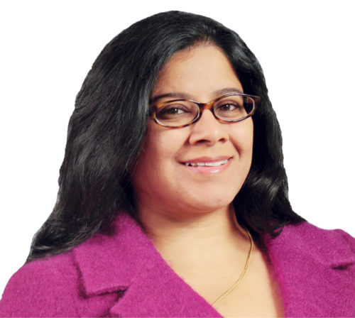 Sudeshna Datta, co-founder and executive vice president, Absolutdata