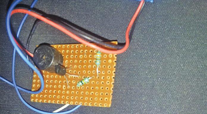 Portable Rain and Steam Detector