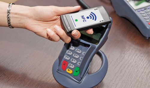 NFC technology is a key motivating force behind the quick rise in digital wallet payments (Credit: https://tender-retail.acceo.com)