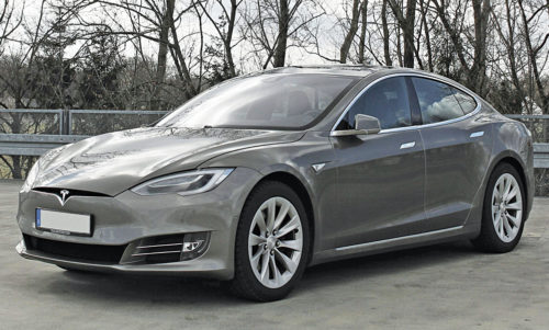 Tesla Model S is a globally-popular EV