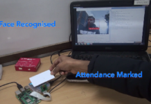 Author Prototype of Smart Attendance System