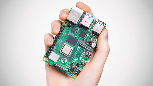 Raspberry Pi 4 Projects