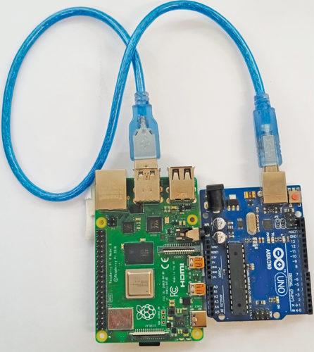 Fig. 1: Project hardware setup