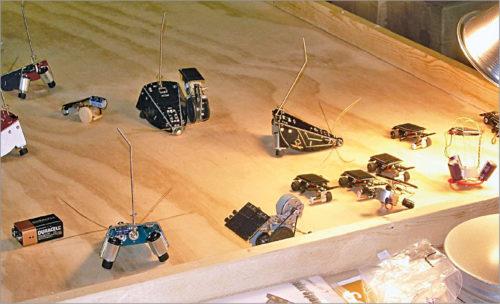 Microbots (Credit: Flickr)