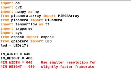Using Opencv