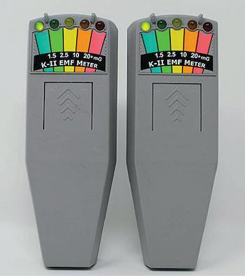 K2 EMF Meter Duo 2 (K-II ghost meters) (Credit: www.amazon.in)
