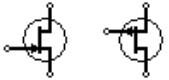 JFET-N Transistor/ JFET-P Transistor