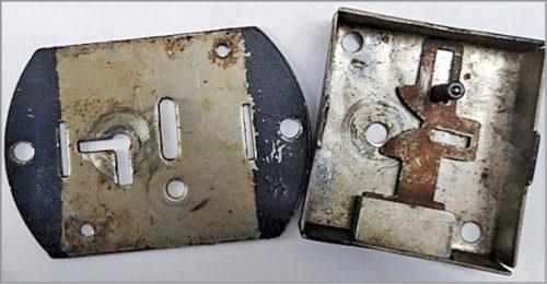 Lock lever