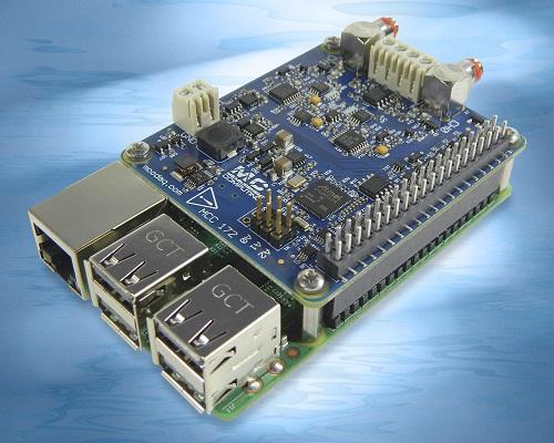 Raspberry Pi-Based IEPE Sensor Measurement HAT DAQ