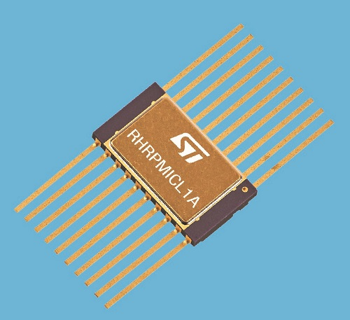 Space-Qualified Programmable Integrated Current Limiter