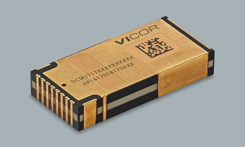 High Efficiency Surface-Mount Regulated Converter By Vicor