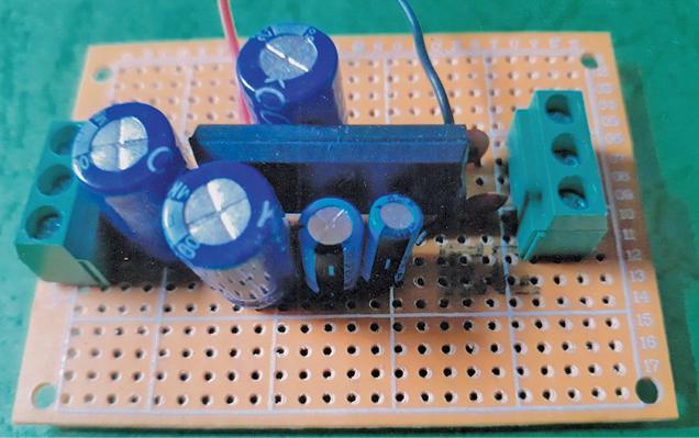 Audio Amplifier Using LA4601