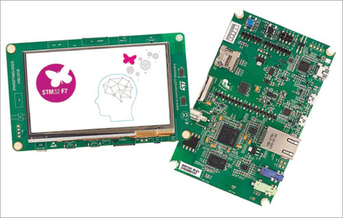 STM32F7, an ARM Cortex-M7