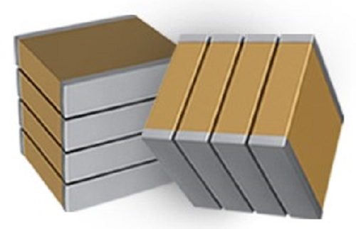 Surface Mount Capacitors For High-Density Power Applications By KEMET