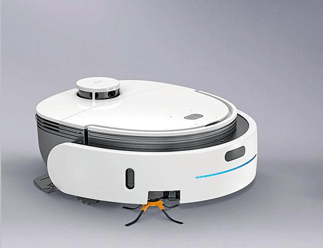Sweeping And Mopping Robot To Free People From Trivial Housework