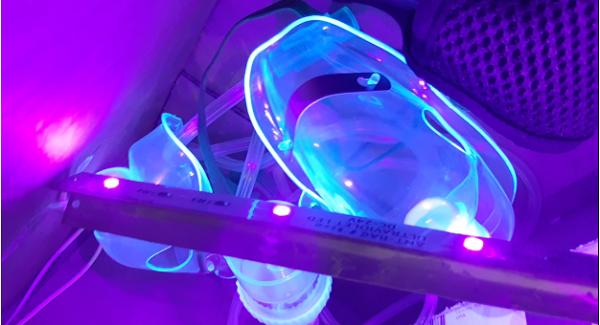 UV Sanitizing Chamber