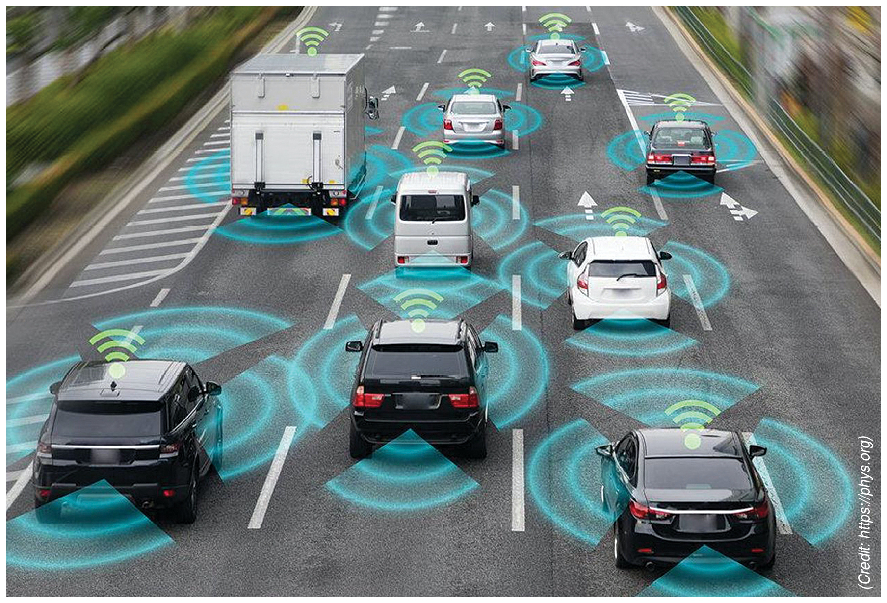 Intelligent Connectivity Driving The Future Of Transportation And Mobility Systems