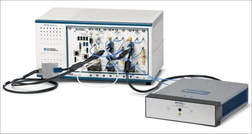 Vehicle radar test system (VRTS) from NI
