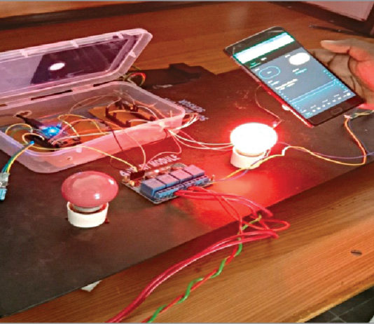 Smart Home Controller Prototype