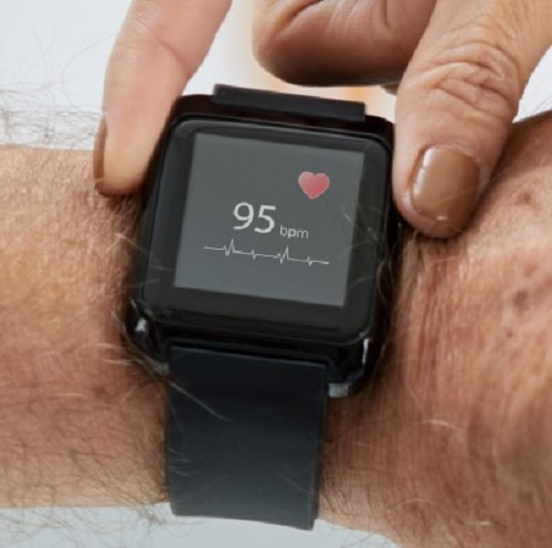 Thin Optical Sensor For Health and Fitness Wearables