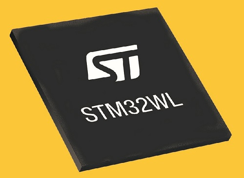 STM32WL Wireless MCU with wM-Bus Stack for Smart Metering