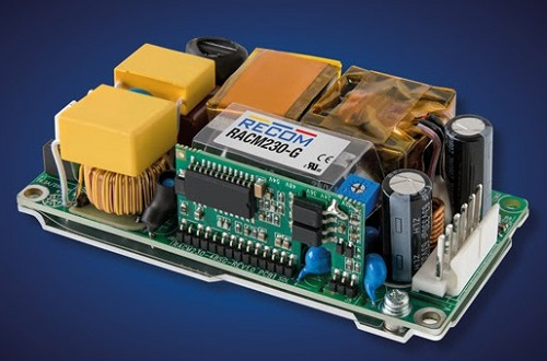Power Supply With Baseplate Cooling and Safety Certification