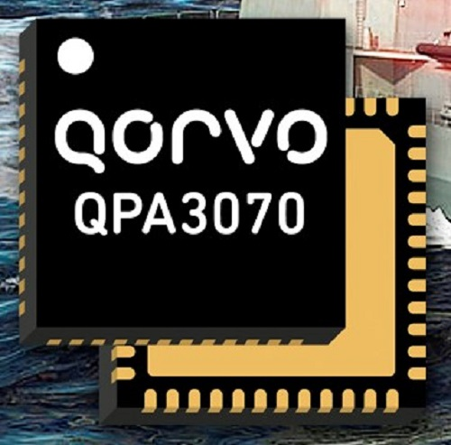 Improved Phased Array Radar Performance with GaN Power Amplifier