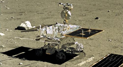China's Yutu 2 lunar rover