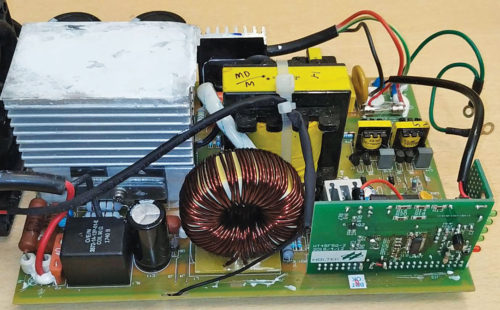 EV charger PCB assembly