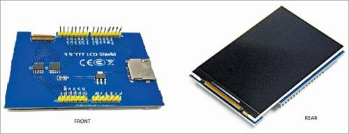 TFT LCD Arduino shield