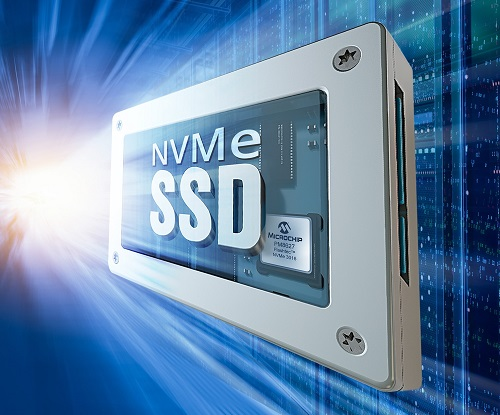 New SSD Controller To Support Data Centre Storage Requirements