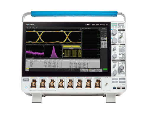 Oscilloscope With Multiple Channels, Increased bandwidth & Low Noise