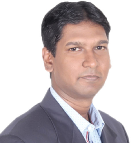 Magesh Rajaram, AVP, analytics, Indium Software