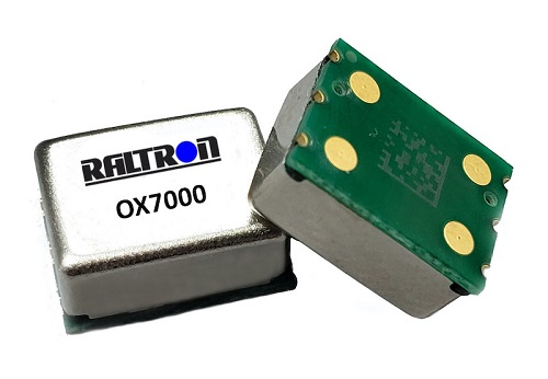 Small and High-Performance Oven-Controlled Crystal Oscillator (OCXO)