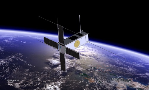 Launch Of Nanosatellites In Space To Carry Out Remote Sensing