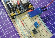 Overcurrent Fault Detector