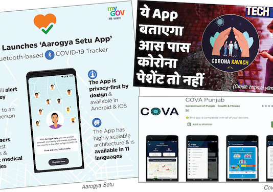 covid 19 apps